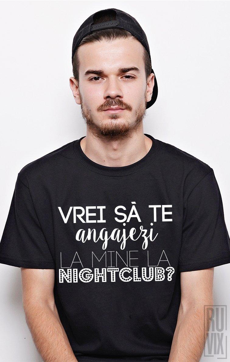 PROMOȚIE Tricou Nightclub