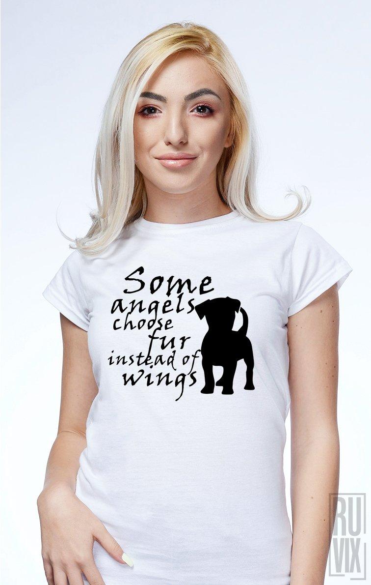 PROMOȚIE Tricou Fur instead of wings