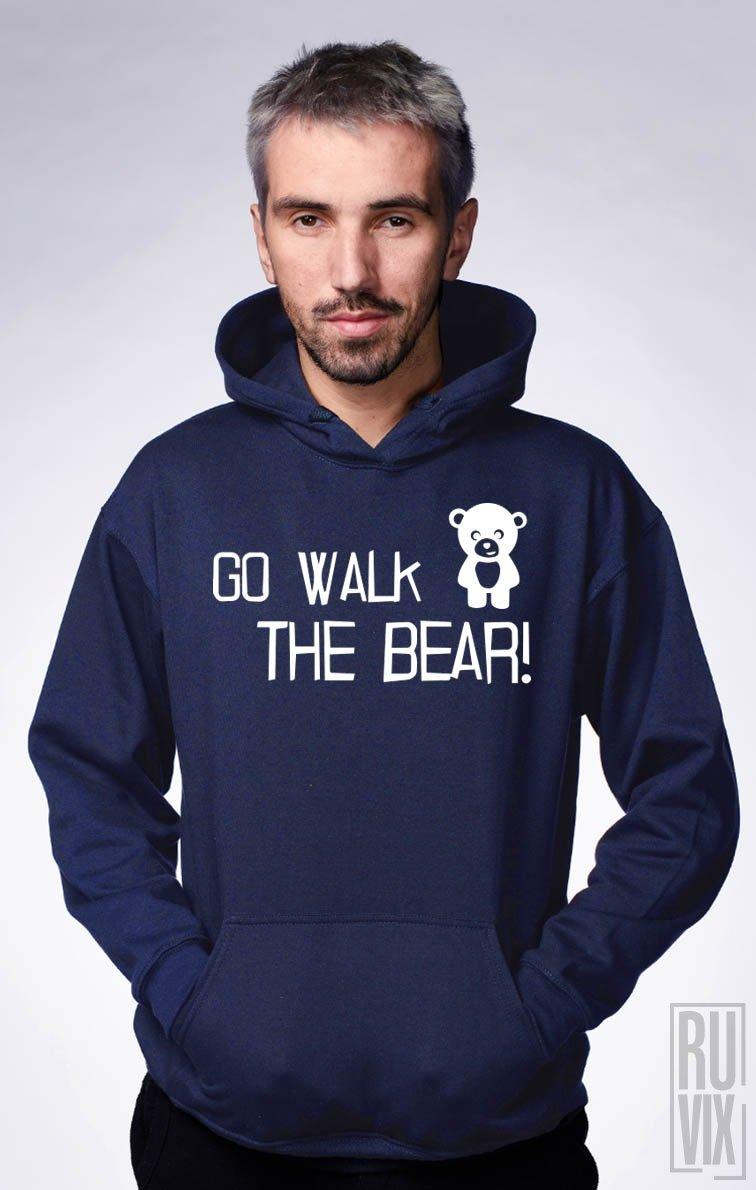 Hanorac Du-te si Plimbă Ursul