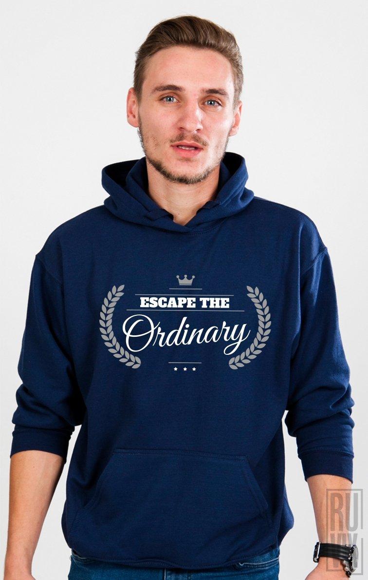 Hanorac Escape the Ordinary