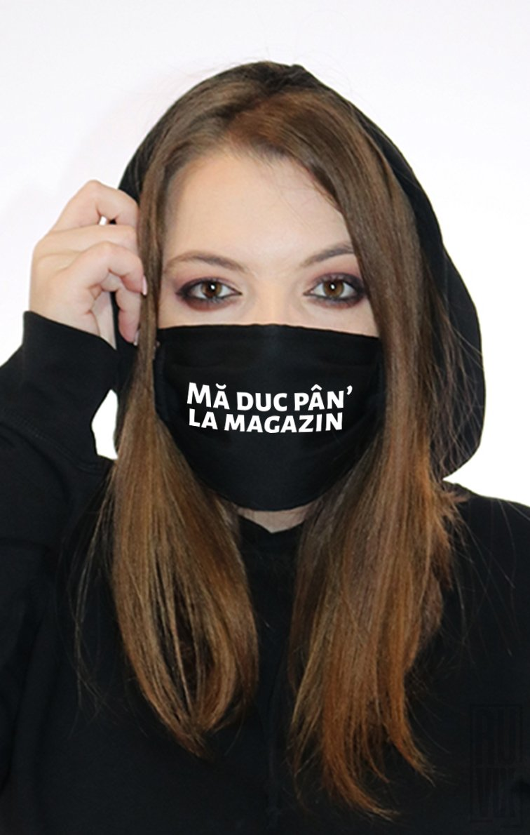 Mască De Mers La Magazin