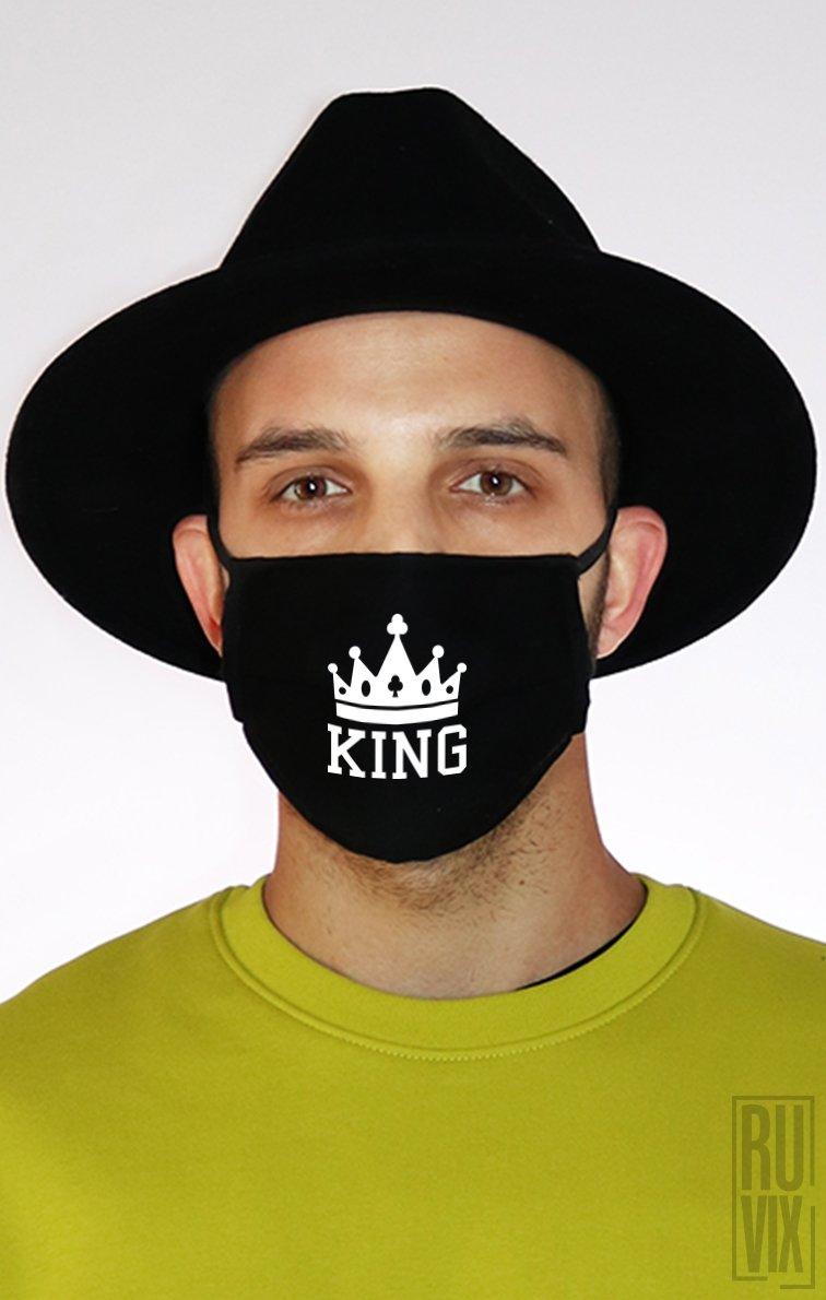 Mască King