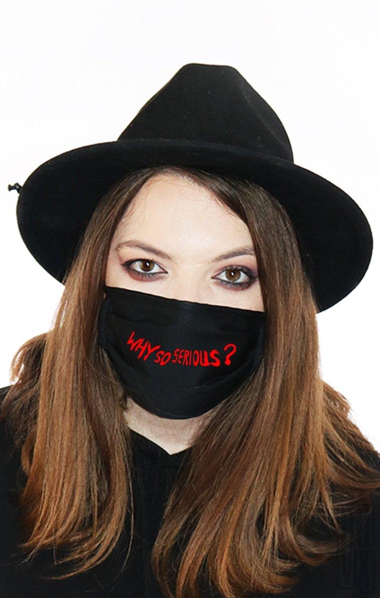 Mască Why So Serious?