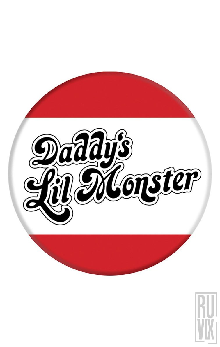 Daddy's Lil Monster Popsocket Original
