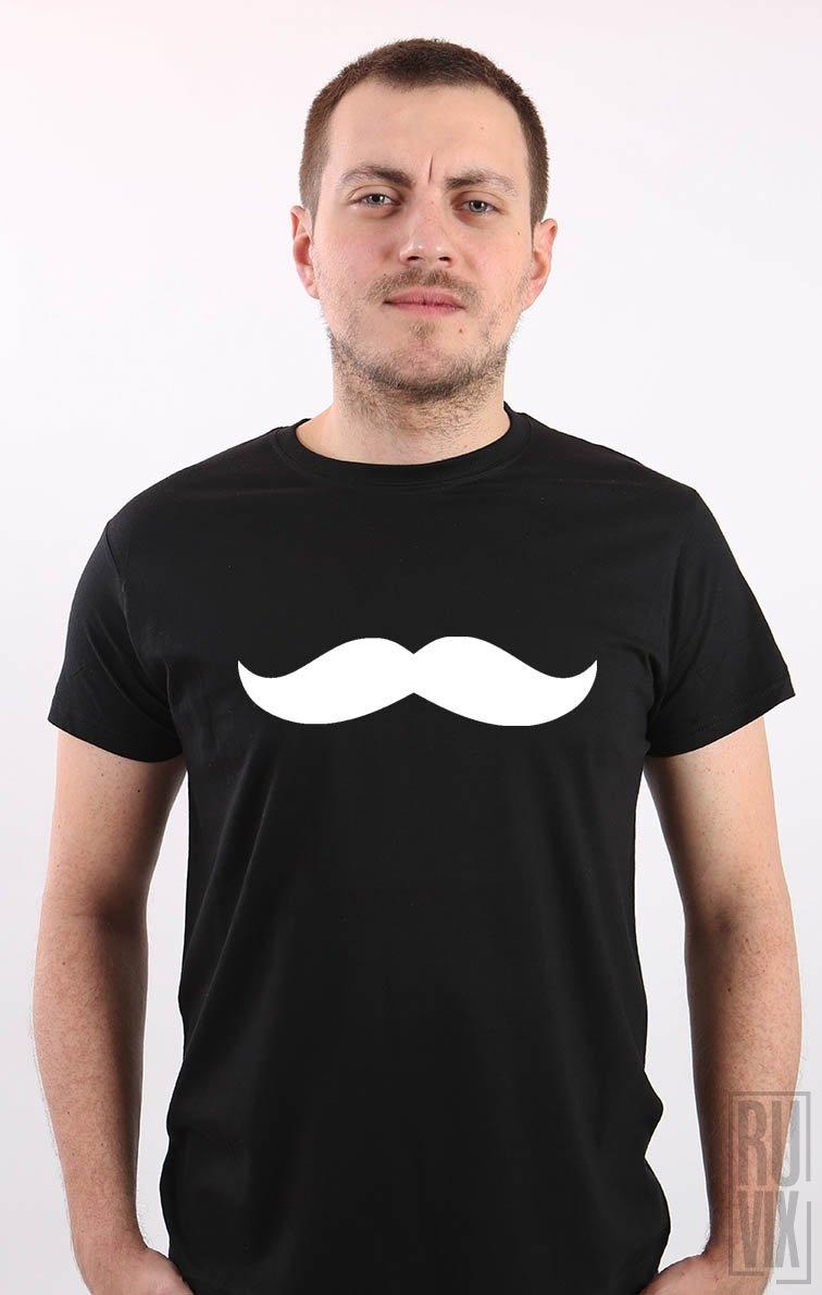 PROMOȚIE Tricou Moustache