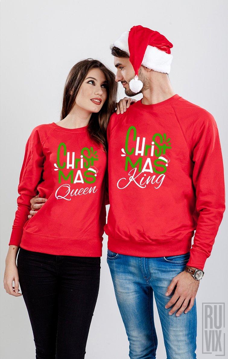 Set Sweatshirt Christmas Royalties