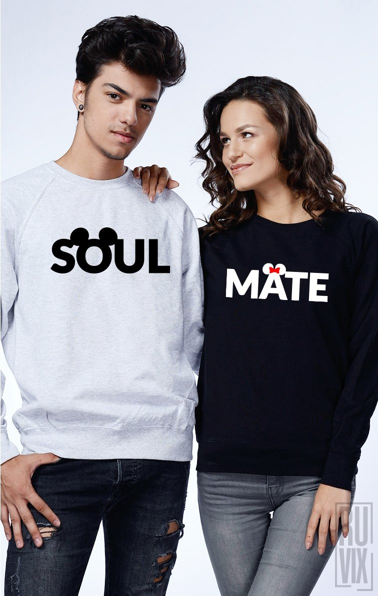 Set Sweatshirt SOUL MATE