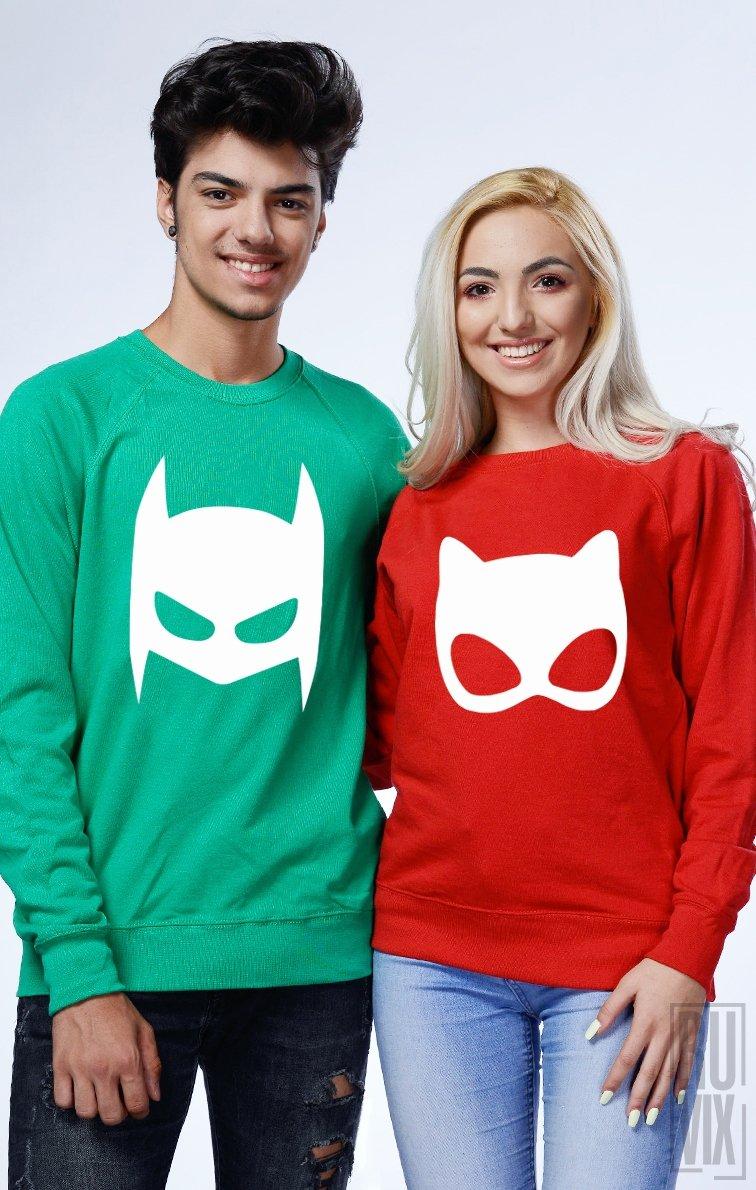 Set Sweatshirt SuperEroi