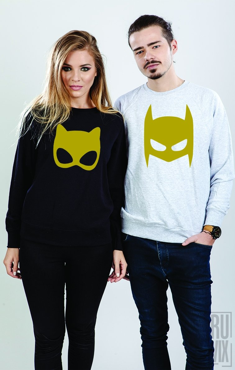 Set Sweatshirt SuperEroi