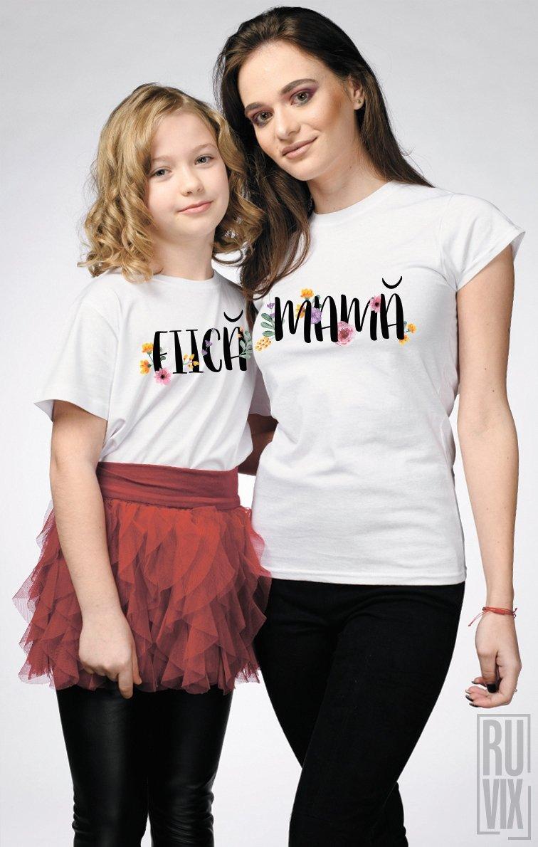SET Tricouri Familie Mama - Fiică