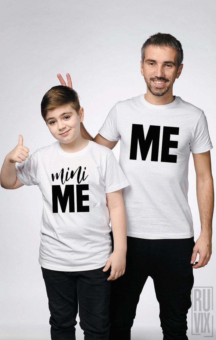 SET Tricouri Me & Mini Me