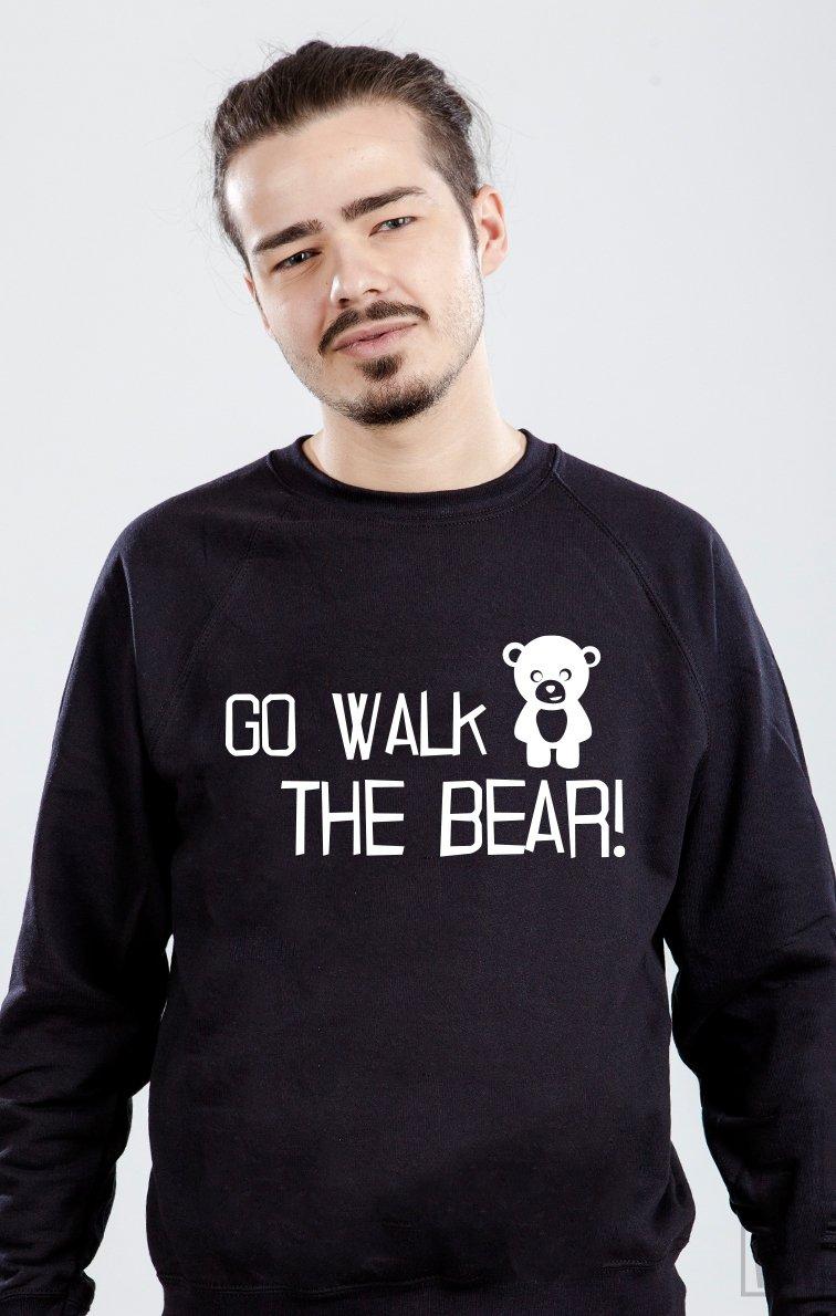 Sweatshirt Du-te și Plimbă Ursul