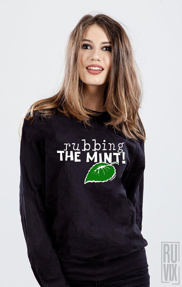 Sweatshirt Freacă Menta