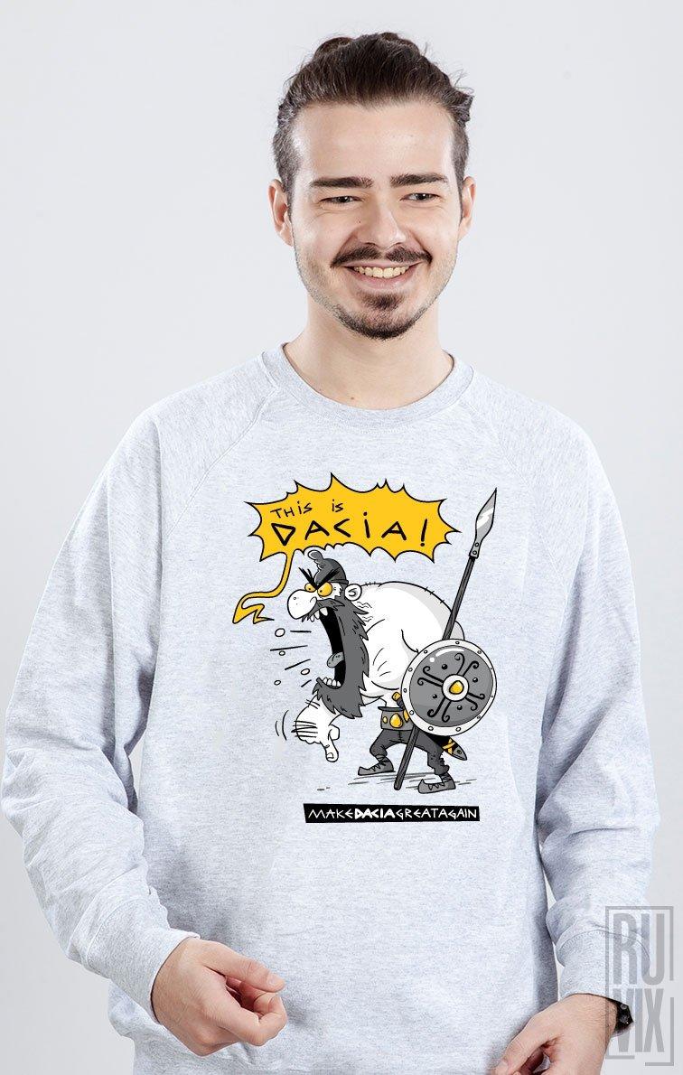 Sweatshirt This is Dacia