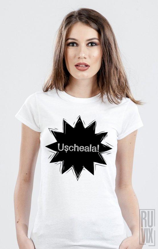 PROMOȚIE Tricou Ușcheala!