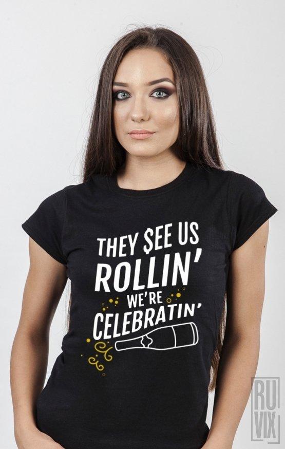 PROMOȚIE Tricou We're Celebratin'