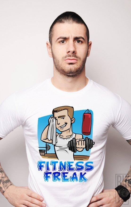 PROMOȚIE Tricou Fitness Freak
