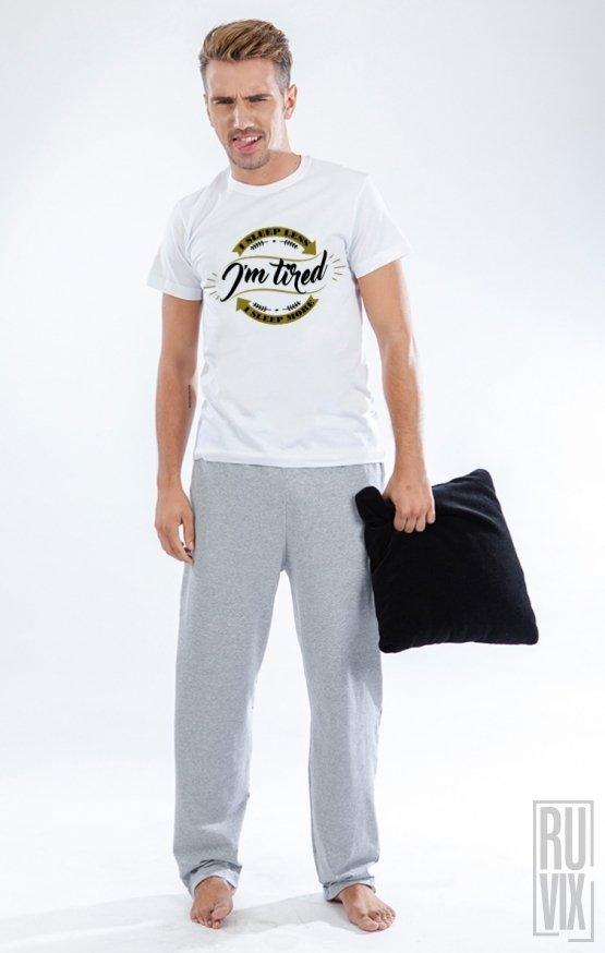 PROMOȚIE Tricou I'm Tired