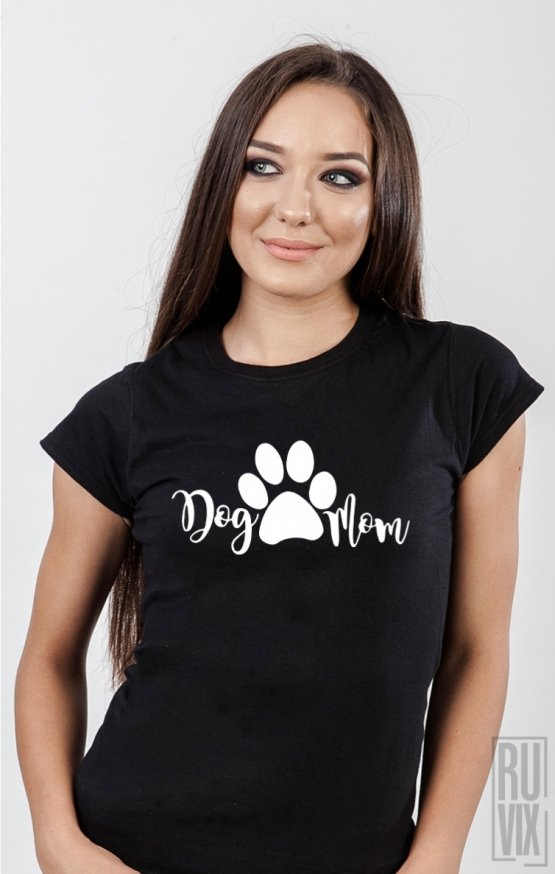 PROMOȚIE Tricou Dog Mom