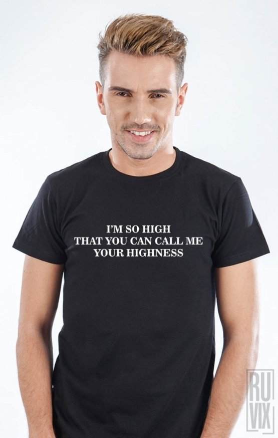 PROMOȚIE Tricou Your Highness