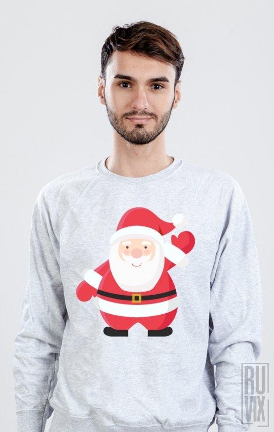 PROMOȚIE Sweatshirt Moș Crăciun