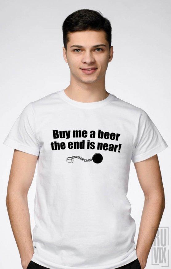 PROMOȚIE Tricou Buy Me a Beer