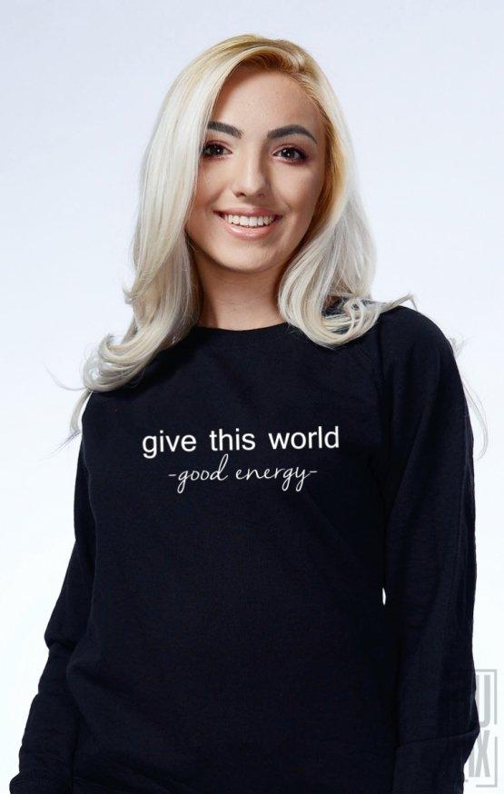 PROMOȚIE Sweatshirt Good Energy