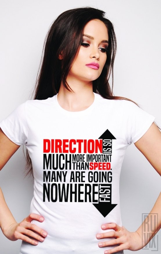PROMOȚIE Tricou Direction