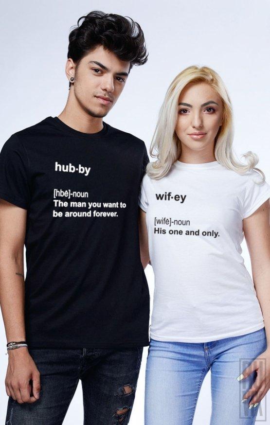 PROMOȚIE Tricou Dictionar Wifey