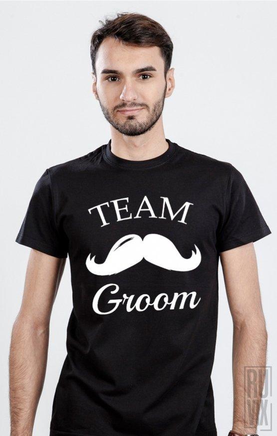 PROMOȚIE Tricou Team Groom