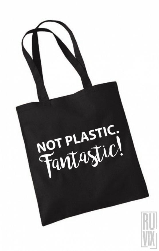 Geantă Not Plastic