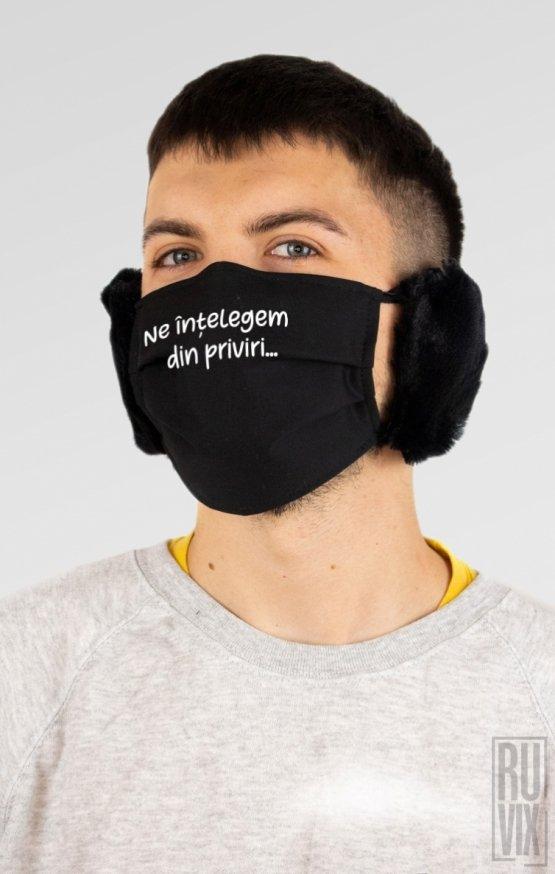Mască De Iarnă Ne Înțelegem Din Priviri
