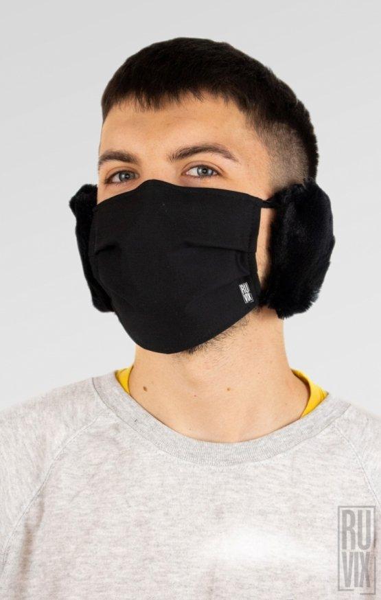 Mască De Iarnă Textil Ruvix