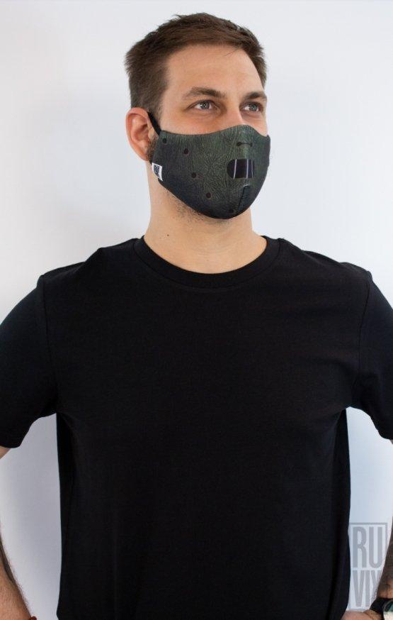 Mască Full Print Hannibal