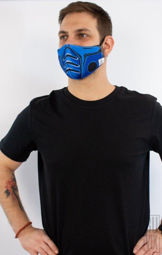 Mască Full Print Sub Zero