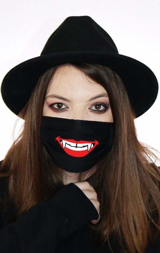 Mască Happy Vampire