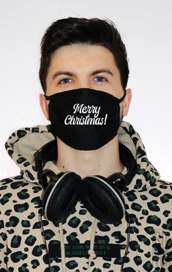 Mască Merry Christmas