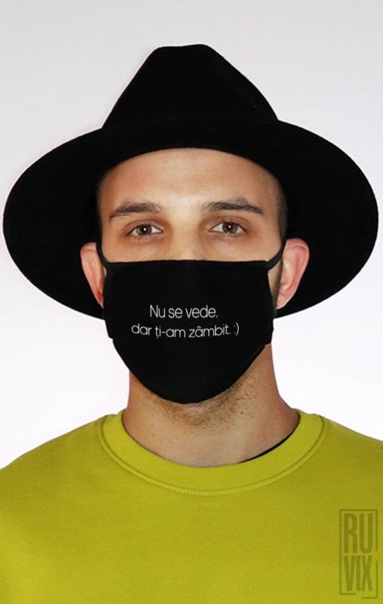 Mască Nu Se Vede