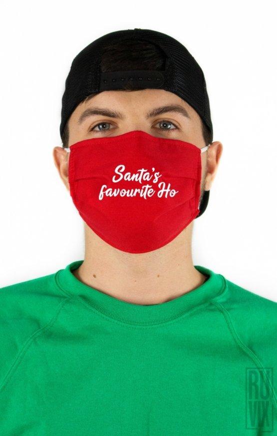 Mască Santa's Favourite Ho