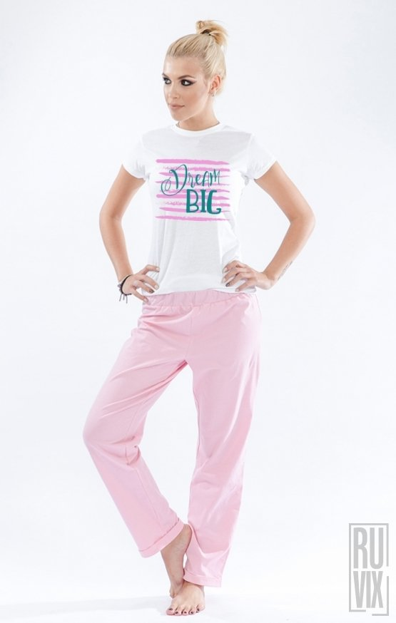 Pijama Dream Big (PINK)