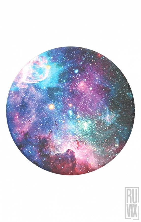 Blue Nebula Popsocket Original