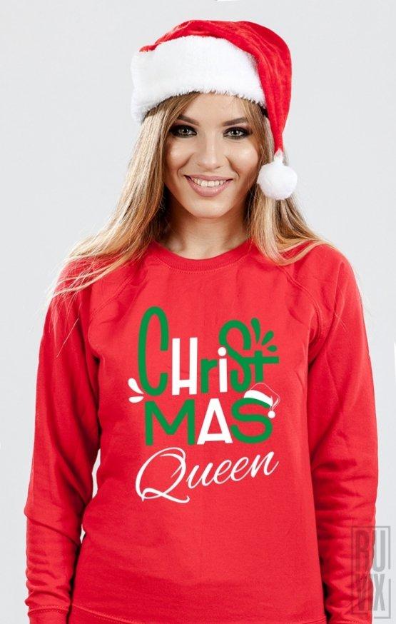 PROMOȚIE Sweatshirt Christmas Queen