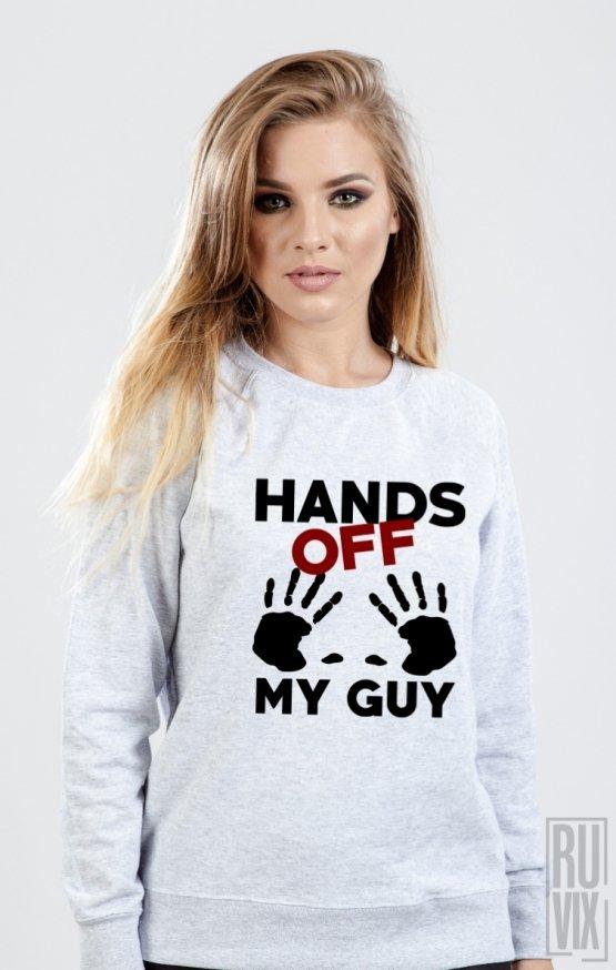 PROMOȚIE Sweatshirt Hands OFF Ea