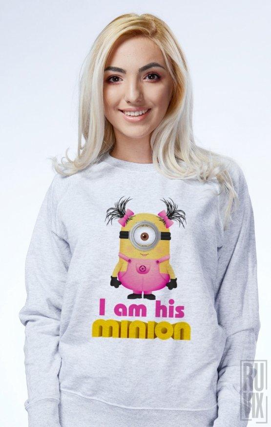 PROMOȚIE Sweatshirt His Minion