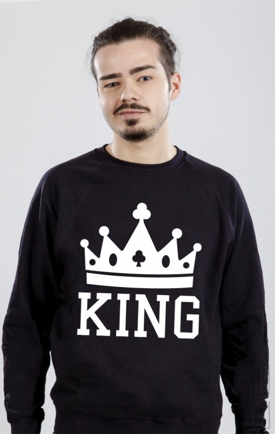 PROMOȚIE Sweatshirt King