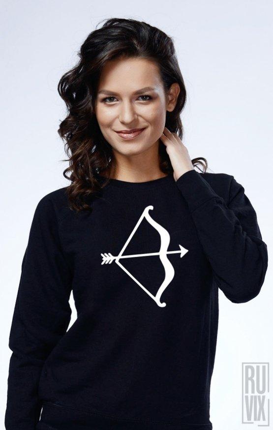 PROMOȚIE Sweatshirt Săgeata lui Cupidon Ea