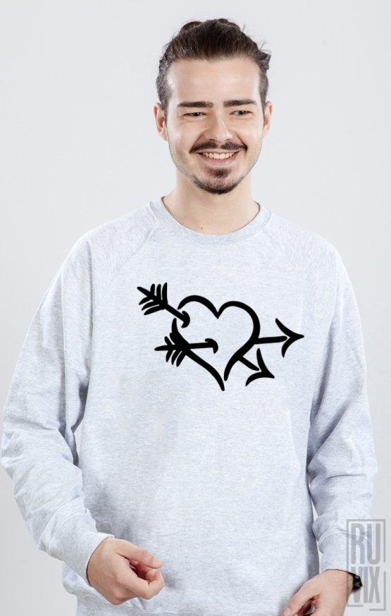 PROMOȚIE Sweatshirt Sageata lui Cupidon El
