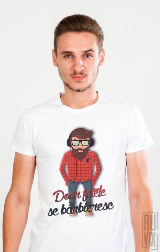 PROMOȚIE Tricou Bărbieritul