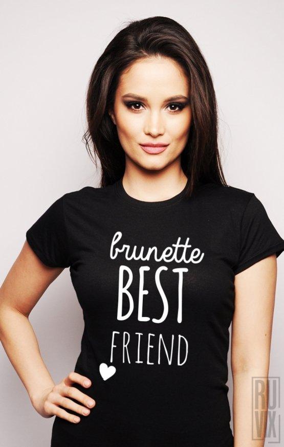 PROMOȚIE Tricou Brunette