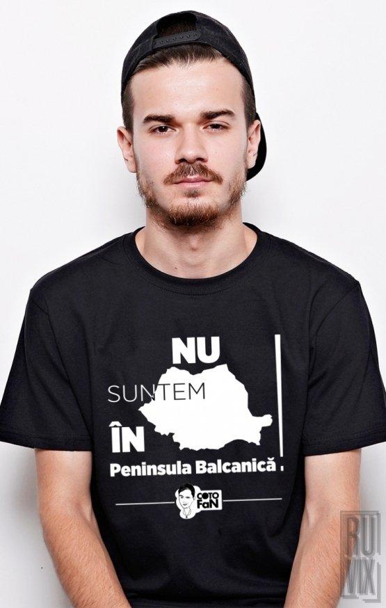 PROMOȚIE Tricou Peninsula Balcanică